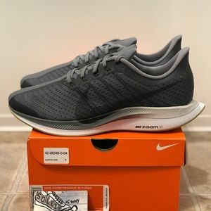 Nike Zoom Pegasus 35 Turbo Grey Running Air Max